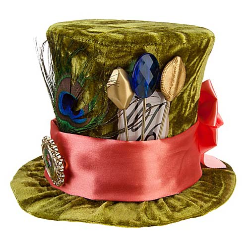 mad hatter disney hat - photo #6