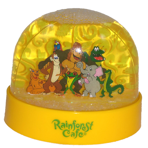 Rainforest Cafe Wild Bunch